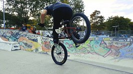 Matt Waldner Quick BMX session